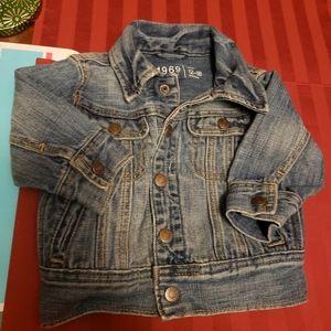 Baby Gap Blue Jean Jacket 12-18 months